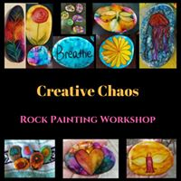 Creative Chaos - Rock Painting Workshop