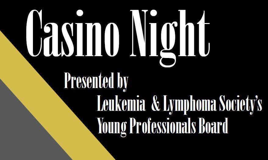 LLS YPS Casino Night