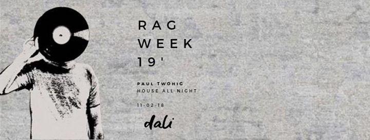 Rag Week Paul Twohig