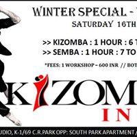 Winter Special Workshop  Kizomba &amp Semba with Kaytee