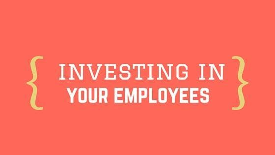 LEADERSHIP EVENT Investing in Your People