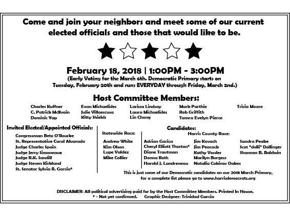 March 6th democratic primary candidates some meet greet at democratic primary candidates some meet greet m4hsunfo