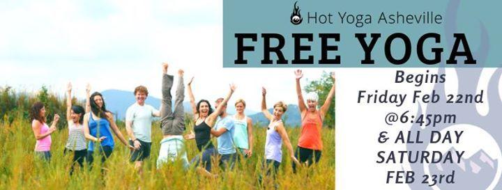 Free Yoga Day - 11 Year Anniversary