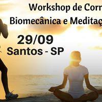 Workshop de Corrida Biomecnica de Meditao Ativa