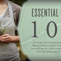 Essential Oils 101 (The Basics) - for the beginner