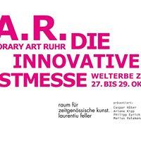 Rfzk auf der 11. Contemporary Art Ruhr Essen 2017