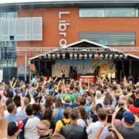 Bourne Free - Bournemouths Pride Festival