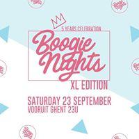 Boogie Nights XL