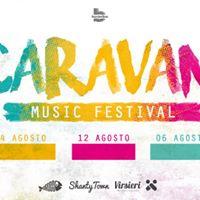 CARAVAN MUSIC FESTIVAL