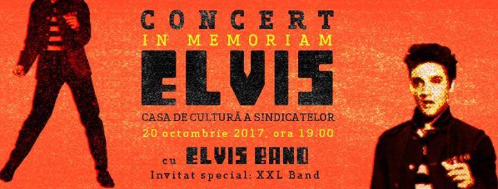 Concert In memoriam ELVIS