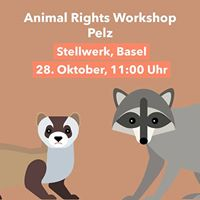 Animal Rights Workshop Pelz Basel