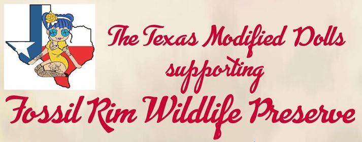 Tx Modified Dolls El Pollo Loco Fundraiser Fort Worth At El Pollo