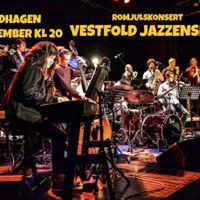 Romjulskonsert med Vestfold Jazzensemble