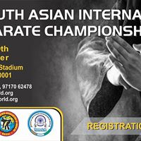 3rd South Asian International Karate Championship 2017