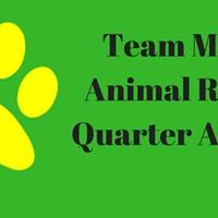 Team Moose Animal Rescue Quarter Auction