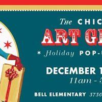 Chicago Art Girls Holiday Pop-Up Shop