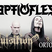 9.1. Septicflesh Inquisition - Orto bar