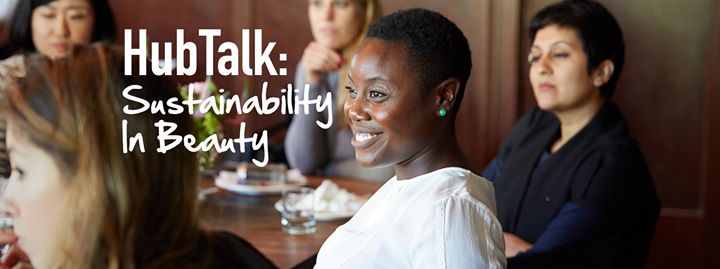 HubTalk Sustainability in Beauty