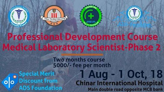 Professional Development Course-Phase 2