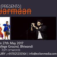 SWARMAANArmaan Malik Live with Swarthma Band