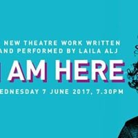 I Am Here written and performed by Laila Alj