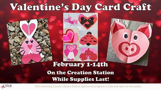 Steele - Valentines Card Craft