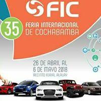 FEICOBOL 2018 - Feria Internacional de Cochabamba Bolivia