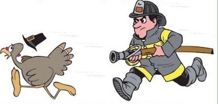 Image result for firefighter turkey