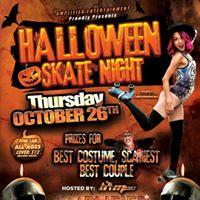 Halloween Skate Night