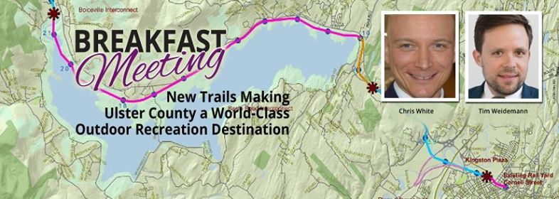Breakfast Meeting New Trails in Ulster County
