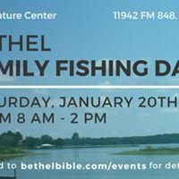 Bethel Family Fishing Day