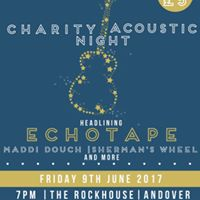 Charity Acoustic Music Night for Andover Mind