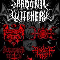 SARDONIC WITCHERY Featuring LUCIFERIAN RITES HOD &amp MORE