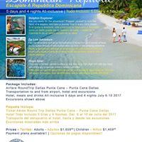 Escape to Dominican Republic17