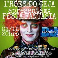 Festa Fantasia &quot1Res do CEJA&quot