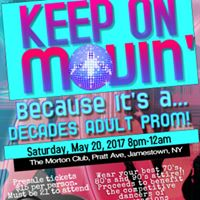 Adult Prom to Benefit EPAC Revolution Competition Dance Students