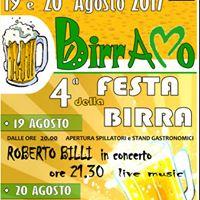 BirrAmo - 4 Festa della Birra