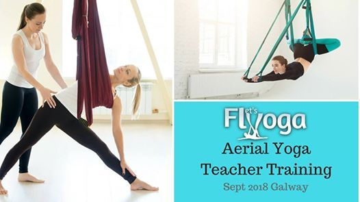 Certified Aerial Yoga Teacher Training Course