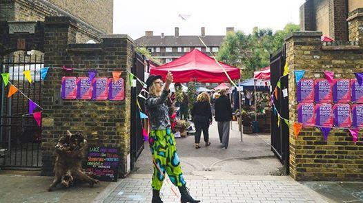 London Fields Xmas Market
