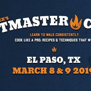 Competition Pitmaster Class  El Paso TX