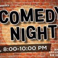 MJCCA Young Adults Duos Comedy Night