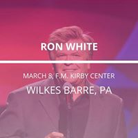 Ron White in Wilkes Barre