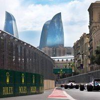 2018 Formula One Azerbaijan Grand Prix