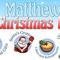 St Matthews Christmas Fair