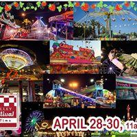 Midway of Fun Carnival at Santa Maria Strawberry Festival
