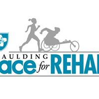 Ben and Cat Race for Rehab Fundraiser