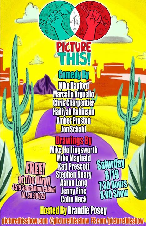Picture This SAT 819 Hanford Arguello &more The Virgil FREE