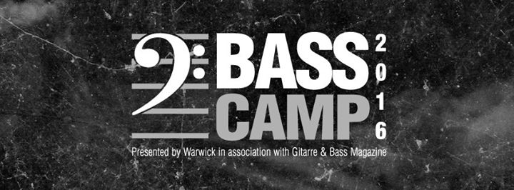 Image result for Warwick Bass Camp 2016