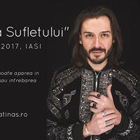 Atelier &quotAlchimia Sufletului&quot cu Alexandru Batinas Iasi
