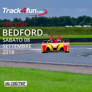 Palmer Sport Bedford (UK) Sabato 08.09.2018